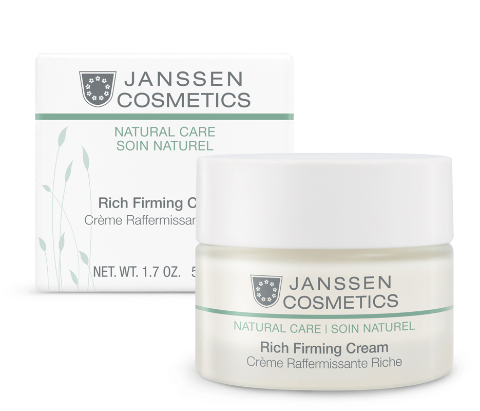 Crema Nutritiva Lifting 50ml - Janssen Biocosmetics
