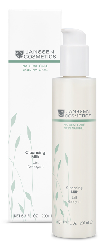 Lapte demachiant 200ml - Janssen Biocosmetics